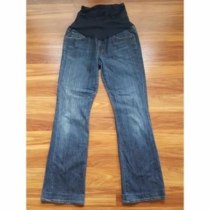 Citizens Of Humanity Maternity Jean Straight 31x31